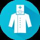 Одежда для работников медицины и сферы услуг