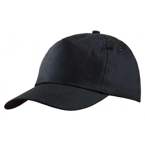 Бейсболка модель Г- 001 черная