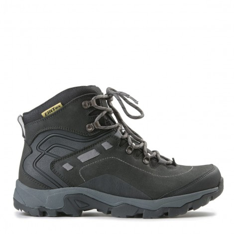 Ботинки черные Б – 163