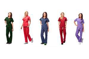 Ткань для медицинской одежды