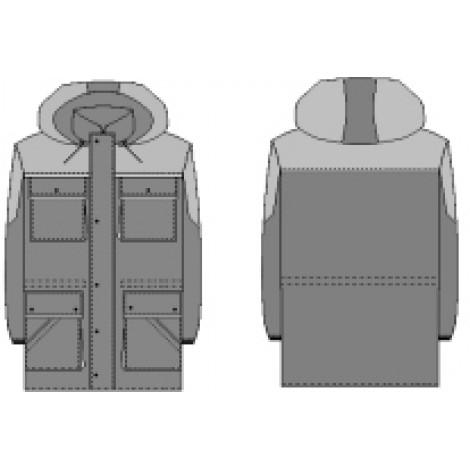 Куртка утепленная рабочая «ШЕДАР-3»