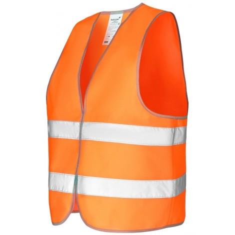 Жилет сигнальный модель 1Е оранжевый