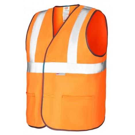 Жилет сигнальный модель 6аТ оранжевый