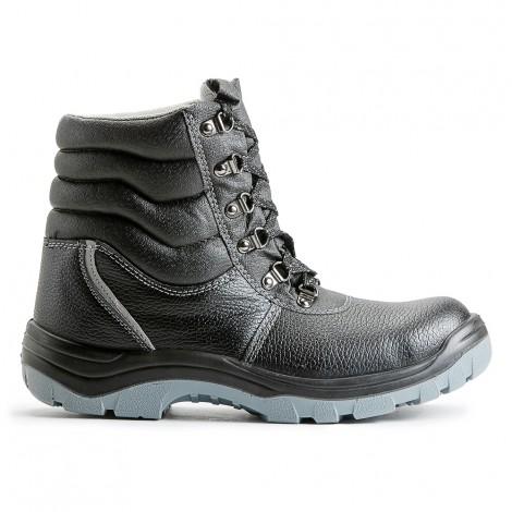 Ботинки черные Б – 281