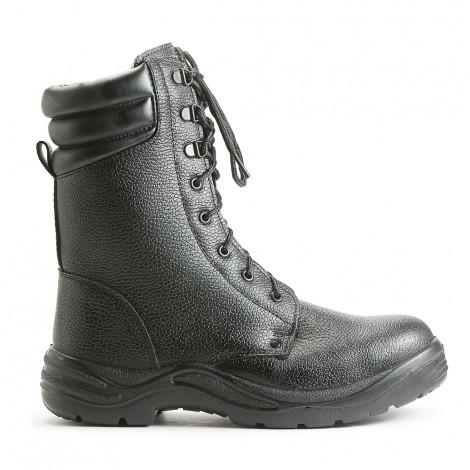 Ботинки черные Б – 291