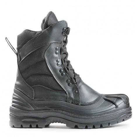 Ботинки черные Б – 77