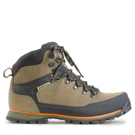 Ботинки коричневые Б – 1621