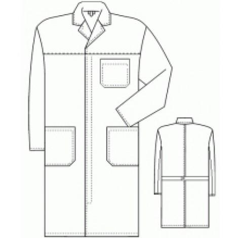 Халат мужской медицинский «ПЕГАС Ц»