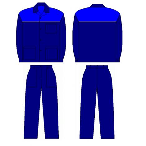 Рабочий мужской костюм «АЛЬТАИР»