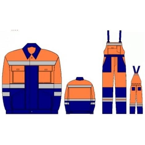 Рабочий мужской костюм «ХОРТ»