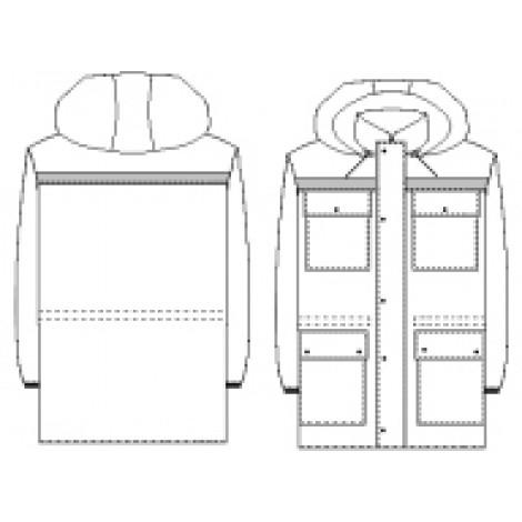 Куртка  рабочая утепленная «ХАДАР-3»